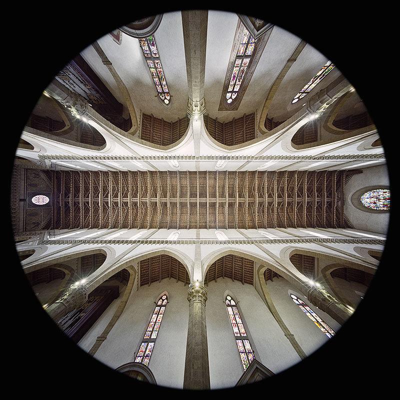 la Navata di Santa Croce a Firenze