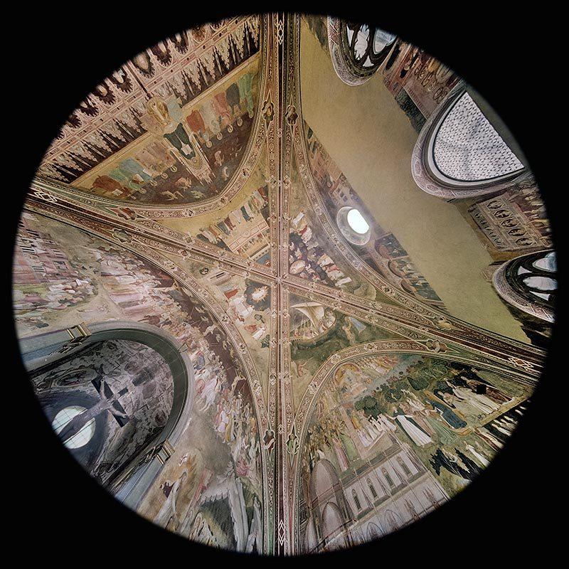 il Cappellone degli Spagnoli in Santa Maria Novella a Firenze