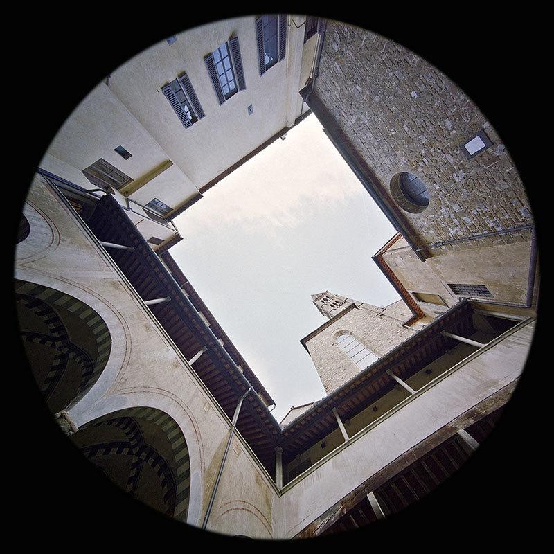 Chiostro dei Morti, Santa Maria Novella Basilica, Florence