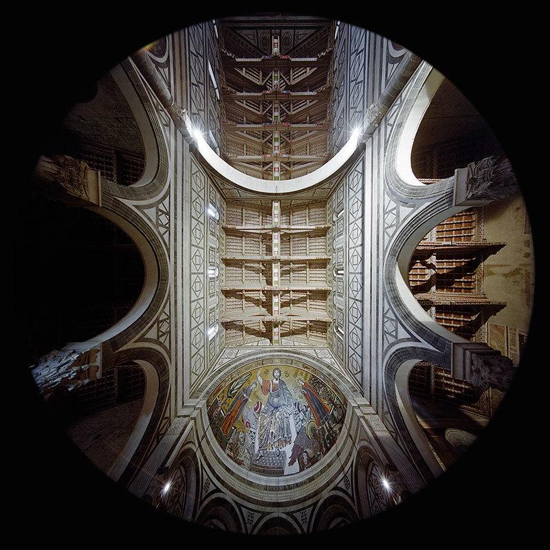 l'Abside di San Miniato al Monte a Firenze