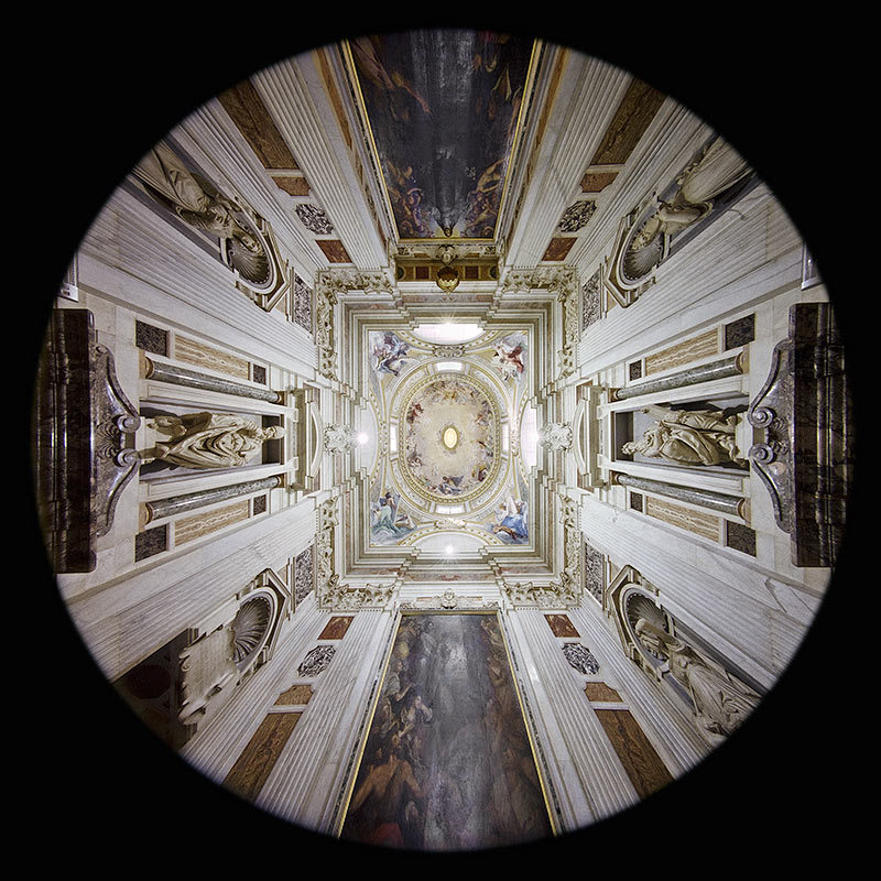 Niccolini Chapel, Santa Croce Basilica, Florence