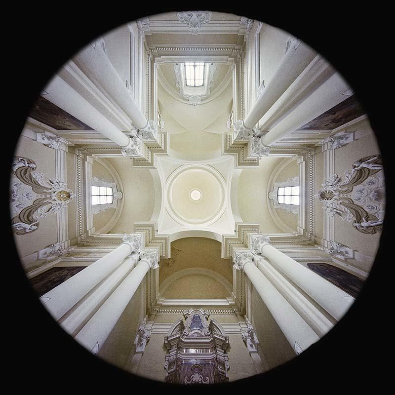 la Chiesa di San Francesco di Paola al Mercatale ad Arcevia
