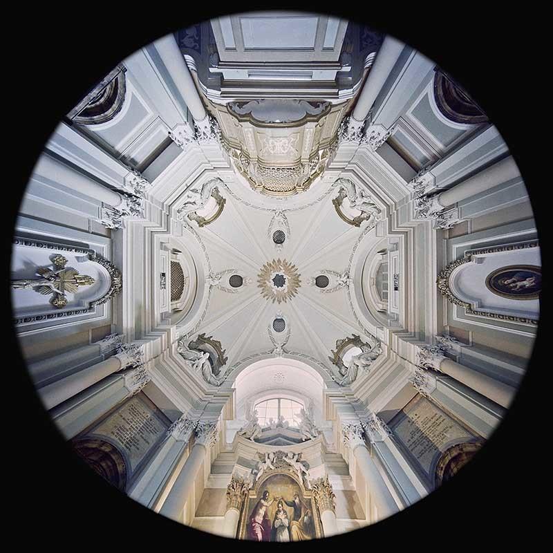 la Chiesa di Sant'Agata ad Arcevia