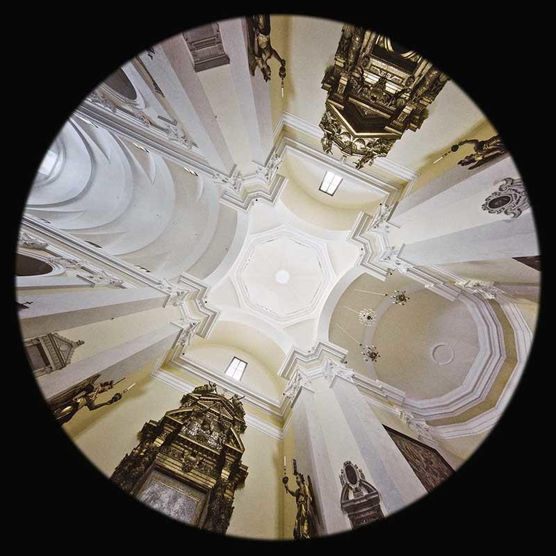 la Cupola di San Medardo ad Arcevia