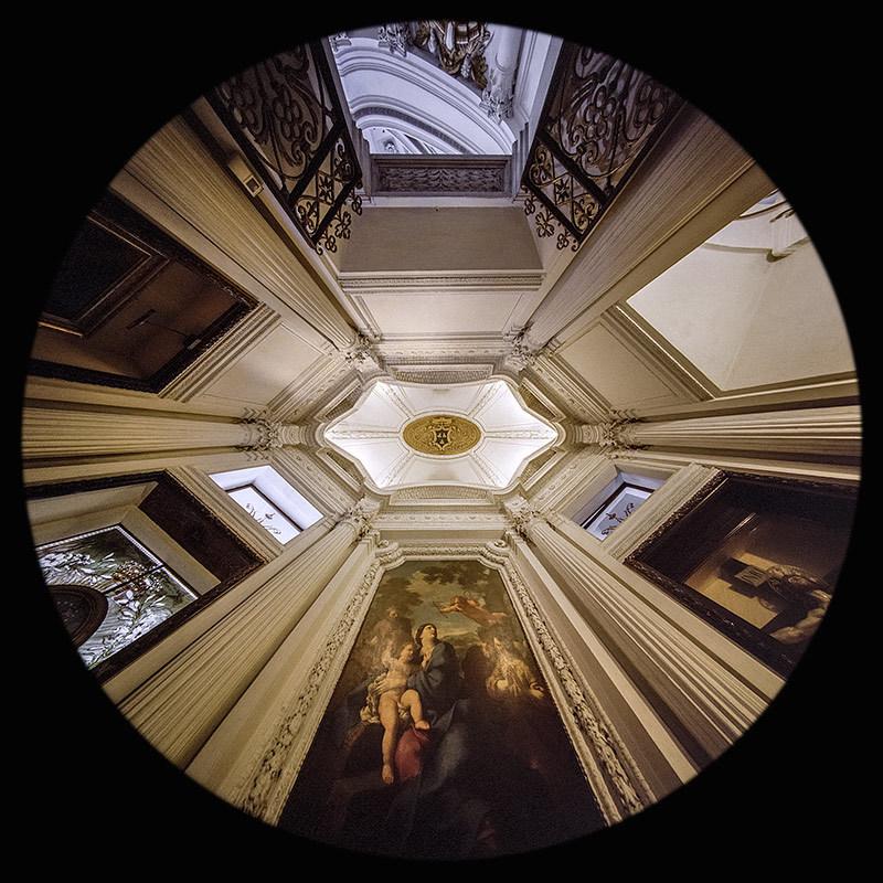 la Cappella Barberini a Roma