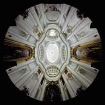 la Chiesa di San Carlo alle Quattro Fontane