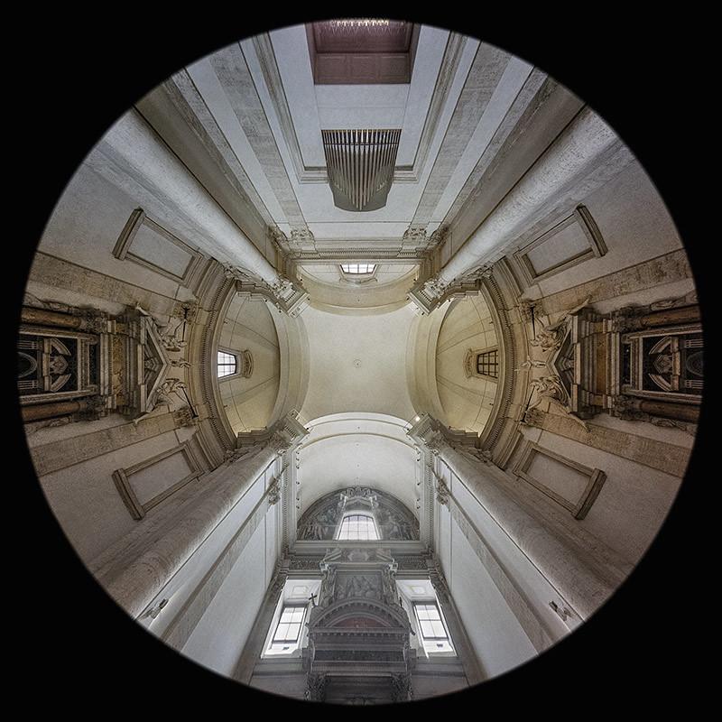 la Cappella Sforza a Roma