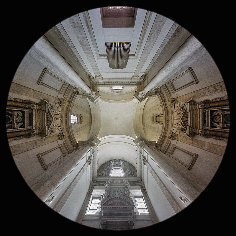 Cappella Sforza - Basilica di Santa Maria Maggiore - Roma