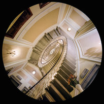 Staircase, Bristol Palace Hotel