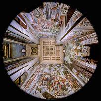 la Cappella dei Magi nel Palazzo Medici Riccardi a Firenze
