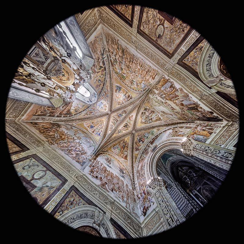 Cappella di San Brizio - Duomo - Orvieto
