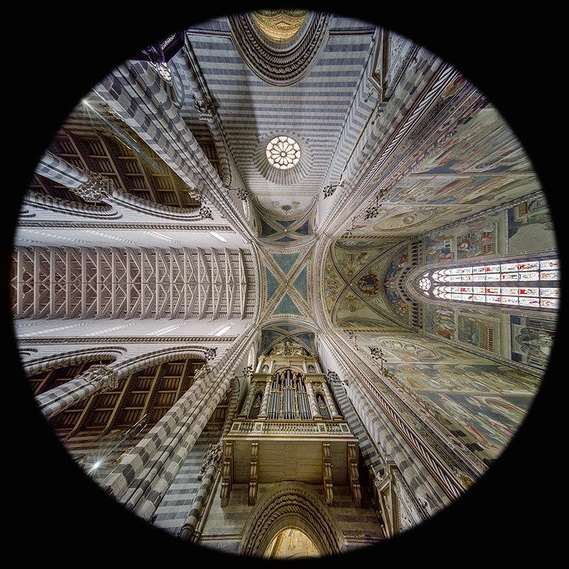Transept, Cathedral, Orvieto