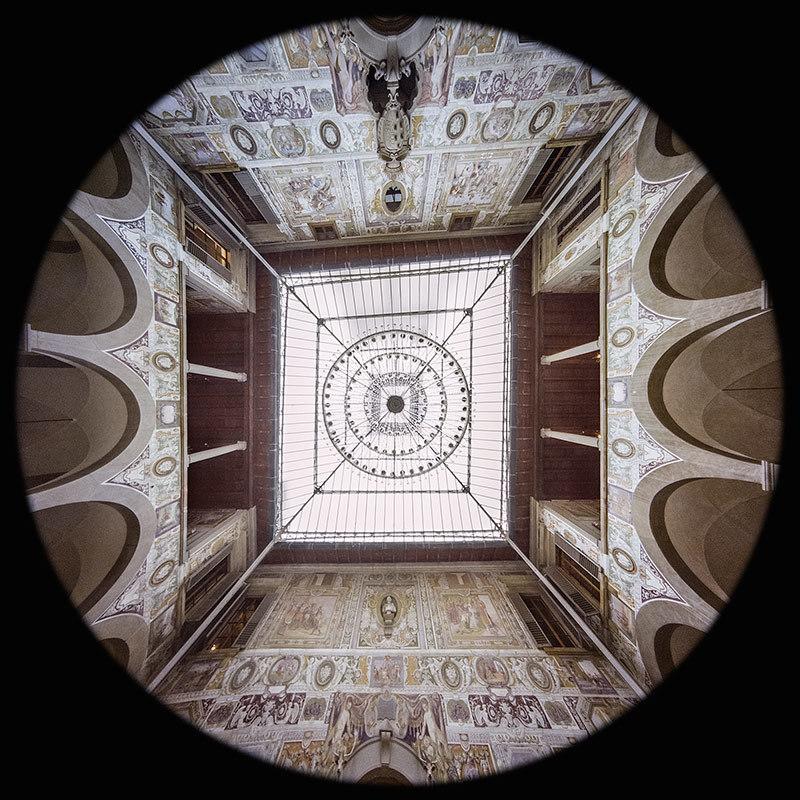 Villa medicea La Petraia - Firenze