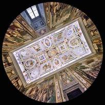 Fasti Farnesiani Hall - Farnese Palace - Caprarola