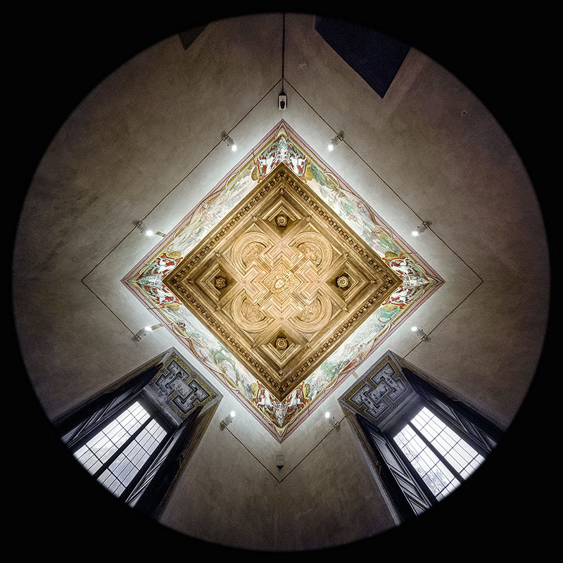 Tower Room - Farnese Palace - Caprarola