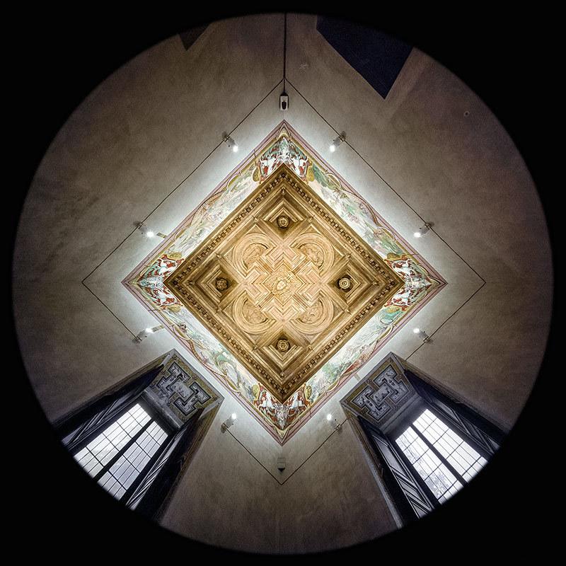 la Stanza del Torrione - Palazzo Farnese - Caprarola