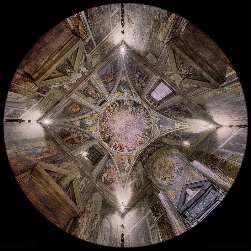 Cappella di Santa Maria del Giglio, Cupola