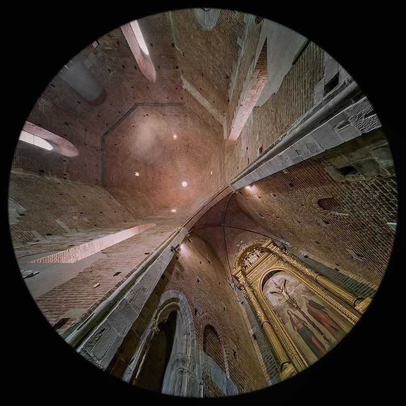 la Scarsella del Battistero di San Giovanni in Corte a Pistoia