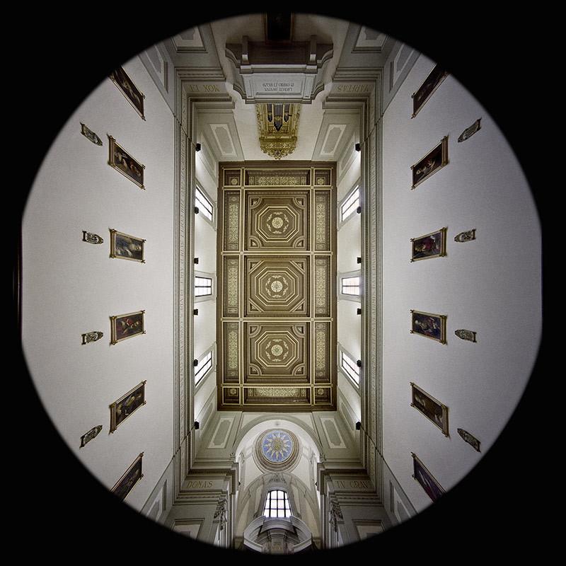 l'Oratorio di San Niccolò a Vernio