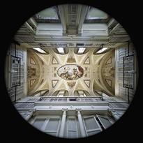 la Biblioteca Roncioniana a Prato