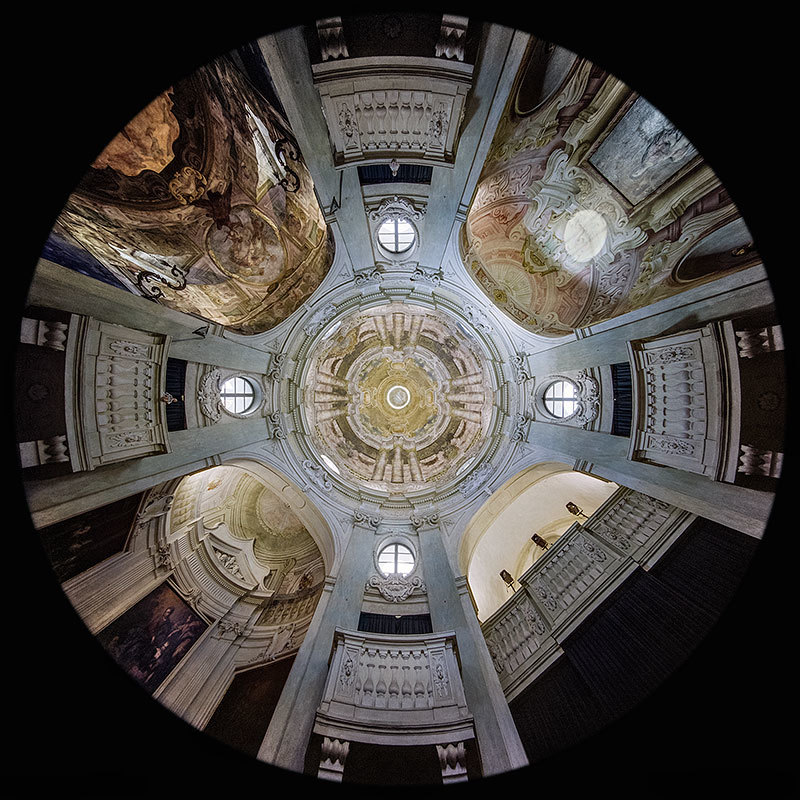 l'Oratorio di San Cristoforo a Piacenza