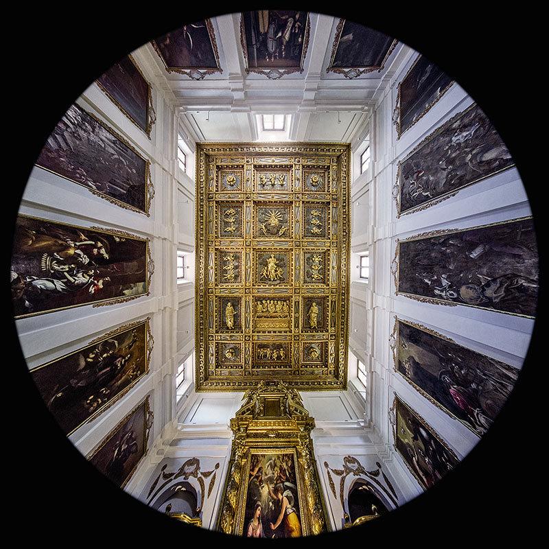 l'Oratorio di Santa Maria Annunziata del Gonfalone a Fabriano