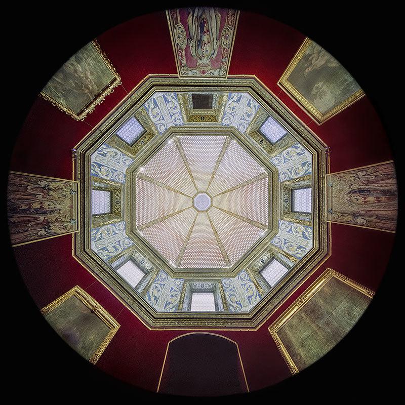la Tribuna degli Uffizi - Firenze