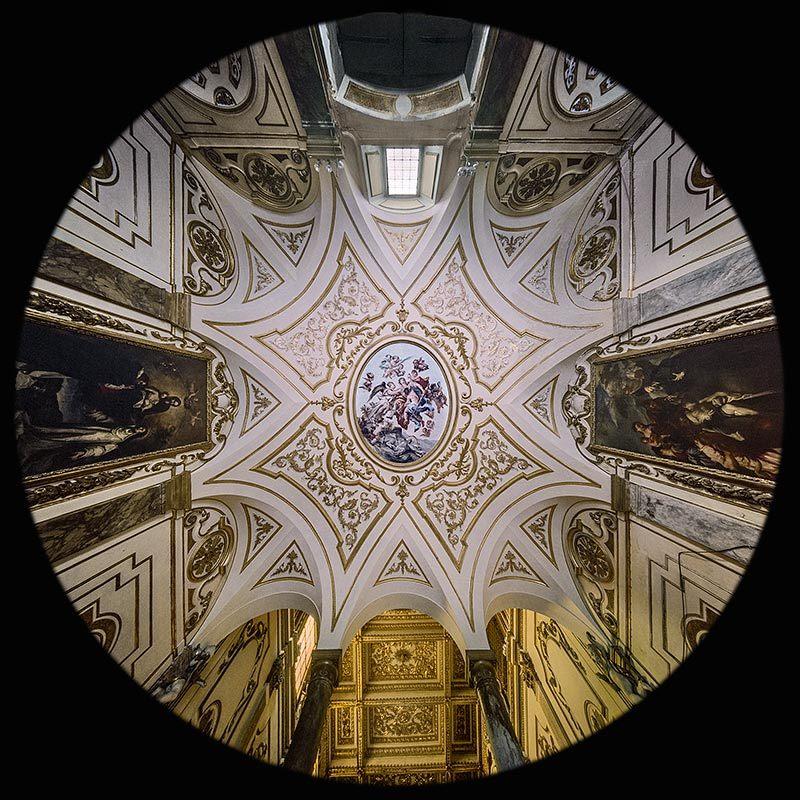 Endonartece della Chiesa di San Giorgio alla Costa - Firenze