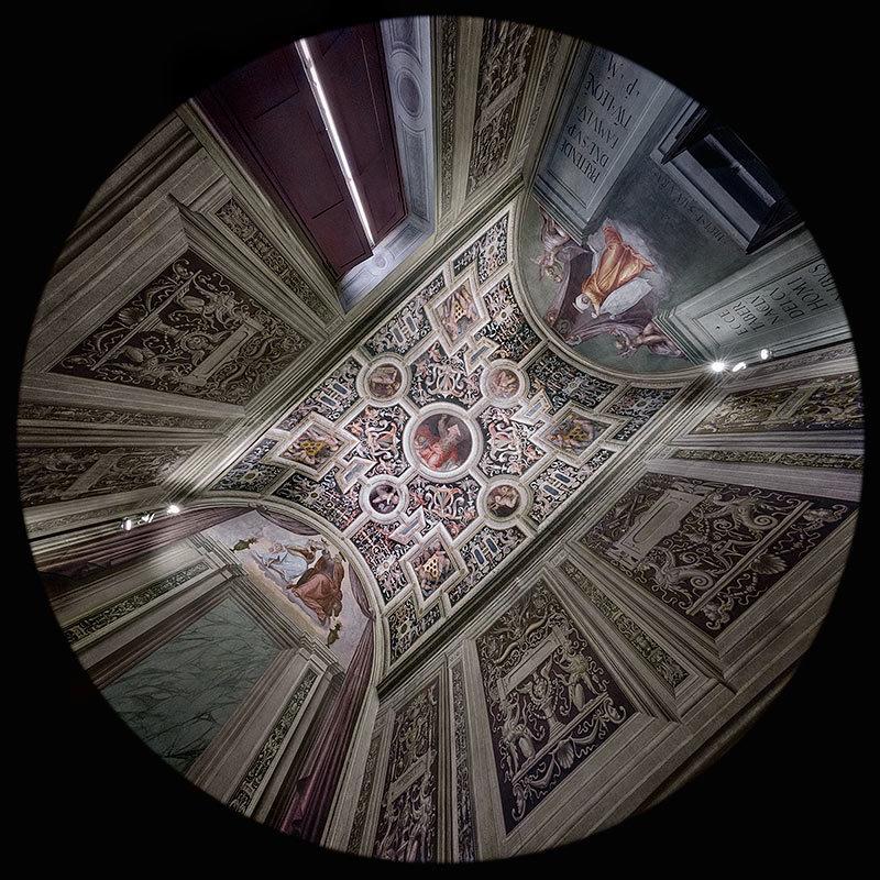 la Cappella del Papa a Firenze