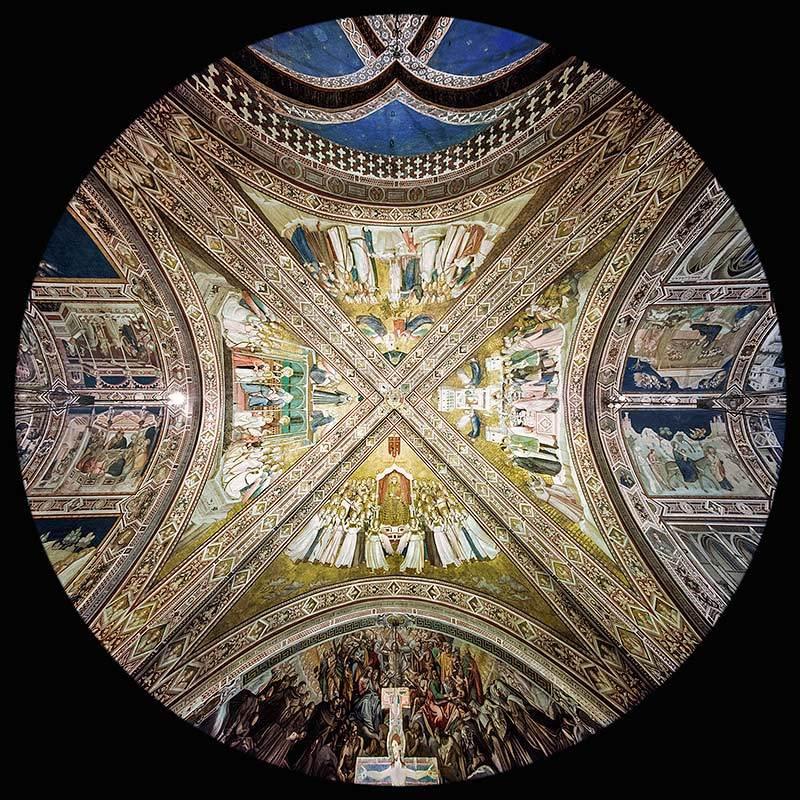 il Transetto della Chiesa Inferiore
