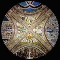 Chiesa inferiore della Basilica di San Francesco - Assisi