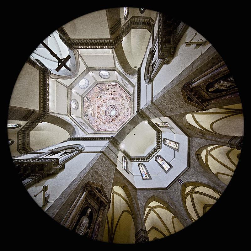 Cupola del Brunelleschi, Basilica di Santa Maria del Fiore - Firenze