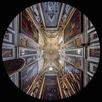 la Cappella Serragli a Firenze