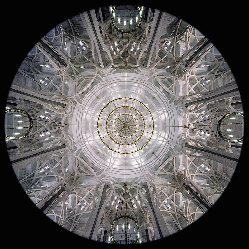 la Grande Moschea - Roma