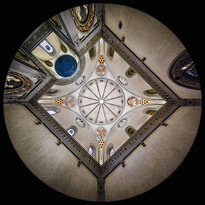 Sagrestia Vecchia, San Lorenzo Basilica, Florence