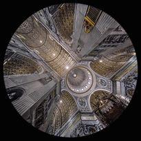 la Basilica di San Pietro - Città del Vaticano
