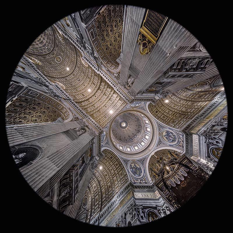 la Basilica di San Pietro nella Città del Vaticano