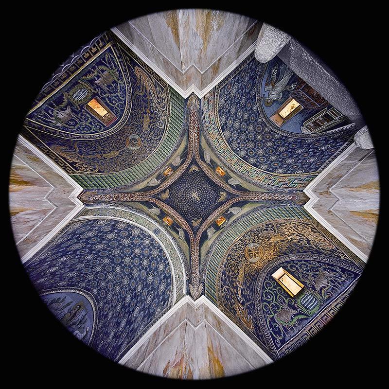Mausoleo di Galla Placidia - Ravenna