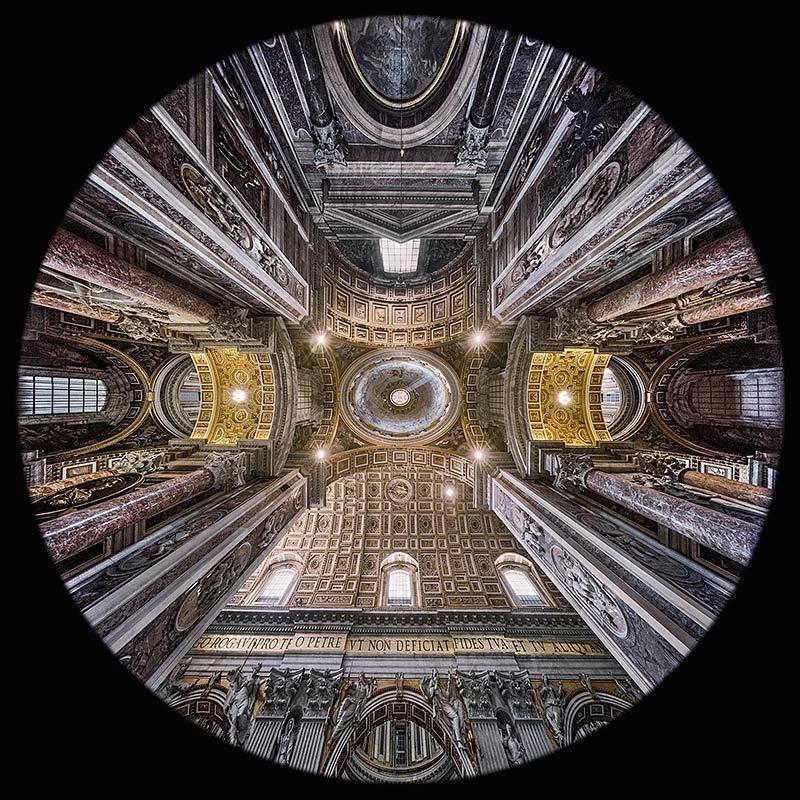 la Cappella di San Sebastiano, Basilica di S.Pietro, Città del Vaticano