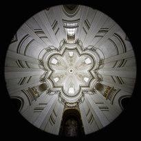 la Chiesa di Sant'Ivo alla Sapienza a Roma