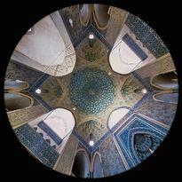 la Moschea del Venerdì a Yazd