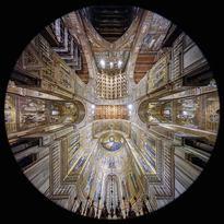 l'Abside della Cattedrale di Monreale