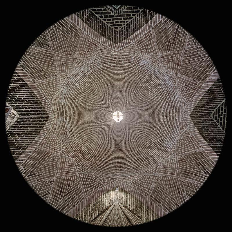 the Calidarium