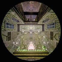 la Moschea Imamzadeh Hossein a Qazvin