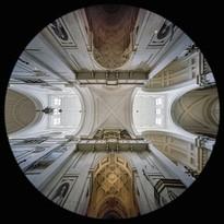 la Basilica Palatina di Santa Barbara