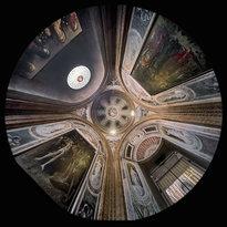 la Cappella di Andrea Mantegna a Mantova