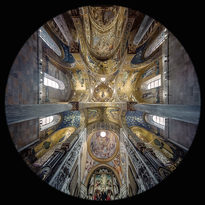 la Chiesa di Santa Maria dell'Ammiraglio (la Martorana)