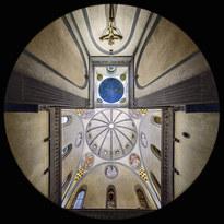 la Sagrestia Vecchia di San Lorenzo a Firenze