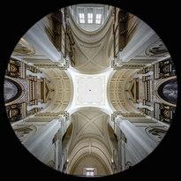 Santa Barbara palatine Basilica_2