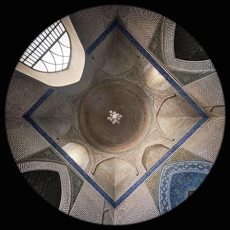 Moschea Al Nabi - Qazvin